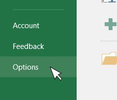 Bruksanvisning til hvordan bytte meny språk i Excel eller andre Microsoft Office produkter.